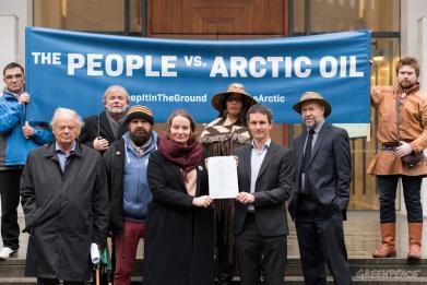 Globální klimatická dohoda: norští ochránci přírody žalují svou vládu