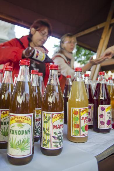 Staňte se dobrovolníky na Jablečné slavnosti nebo na Brněnském biojarmarku!