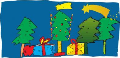 Vánoční dárek z Veroniky