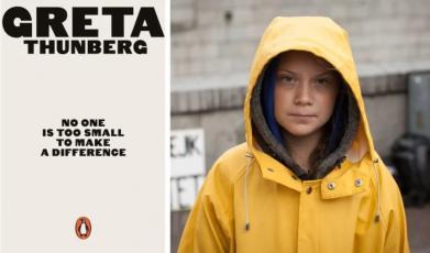 """Greta Tunbergová řekla v OSN: """"Při dnešní míře emisí bude celý zbývající limit pryč za méně než 8,5 roku."""""""