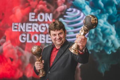 Neuvěřitelné: malý Hostětín získal hlavní cenu Energy Globe 2020